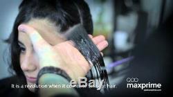 Max Prime S Qod-fibre Des Cheveux Reconstructor Kératine Du Traitement Brésilien 1 L