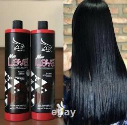 Me Leva Zap Progressive Brush Brazilian Keratin Treatment Blowout 2x1l Zap