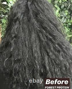 Nanoplastia Lissage Brésilien Kit Lana Ybera Vegan Redressage Omega-3,6,9