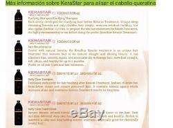Profesional Brésilien Kératine Kit Traitement Réparation Cheveux 1000ml / 33.88fl. Oz