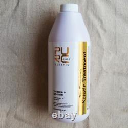 Purc Kératine Brésilienne Traitement De Lissage 1000ml Produits De Soins Capillaires