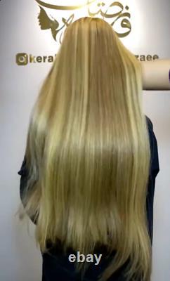 Qod Pro Max Prime S-fibre Brésilienne Kératine Traitement Pour Cheveux Raides 33.8fl O