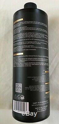 Soin Brésilien Professionnel À La Kératine Pour Système De Lissage Soyeux Mj Hair 33.8 Oz