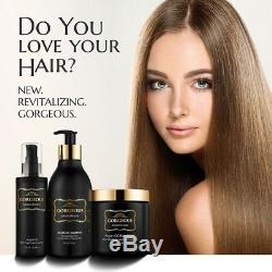 Soins Des Cheveux Après Lissage Brésilien Et Le Lissage Japonais Sls Gratuit