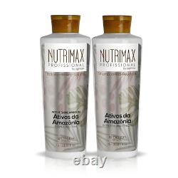 Soller Nutrimax Agi Max Brazilian Keratin Treatment 2x1000ml S'ollér Brésil