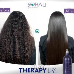 Sorali, Liss Therapy, Straight Treatment 1l Formaldéhyde-free Kératine Brésilienne