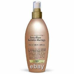 Spray Thérapeutique Brésilien De Kératine Protège Les Cheveux Contre La Chaleur Styling (3ct)