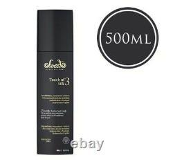 Sweet Lovely Brosse Progressive Kératine Brésilienne Traitement 3x500ml Cheveux Doux