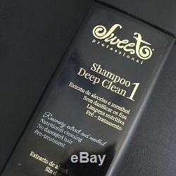 Sweet Lovely Progressive Brush Traitement Brésilien À La Kératine 3x980ml Cheveux Doux