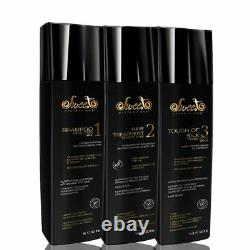 Sweet Lovely Progressive Brush Treatment Kératine Brésilienne 3x980ml Cheveux Doux