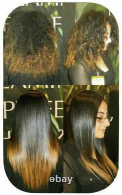 Terre A Mer Keratin Kit De Traitement Amical Entretien Des Cheveux Hydratant Brésil