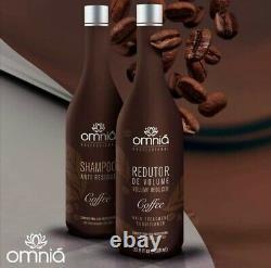 Tokyo Café Premium Omnia Keratin Brésilien Traitement Des Cheveux 1000ml Straightener