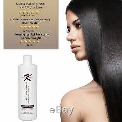 Traitement À La Kératine Brésilienne À Usage Professionnel 33.8oz, Types De Cheveux