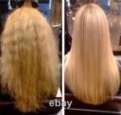 Traitement Brésilien Cheveux + Shampooing Cirugia Capilar Kerafruit Or Diamend 32o