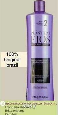 Traitement Brésilien De Kératine 32 Oz Cirugia Capilar Kera Fruit Chocolat Keratina