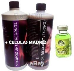 Traitement De Cheveux De Cheveux 32oz De Cacao Brésilien Professionnel De Thérapie De Cheveux De Kératine