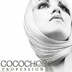 Traitement De Kératine Brésilienne Cocochoco Pure, Brushing, Lissage, 2 Litres