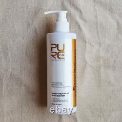 Traitement De Kératine Brésilienne Pure 12% 1000ml Réparation Des Cheveux + Shampooing Purifiant 300ml