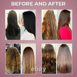 Traitement De La Kératine Brésilienne Lissage Des Cheveux 1 Étape Traitement Des Protéines 2.02