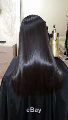 Traitement De Traitement Pour Cheveux Brésiliens À La Kératine Gold & Honey V2 - Kit 2 Pièces 460 ML