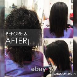 Traitement Des Cheveux Kératine En Formule Brésilienne Pour Cheveux Bouclés Anti Frizz Restaurer Sm