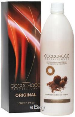 Traitement Pour Cheveux Sans Kératine Brésilienne Sans Formaldéhyde Par Cocochoco Professional