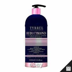 Tyrrel Reductblond Brésilien Blowout Blond Kératine Progressive Brush Progressiva